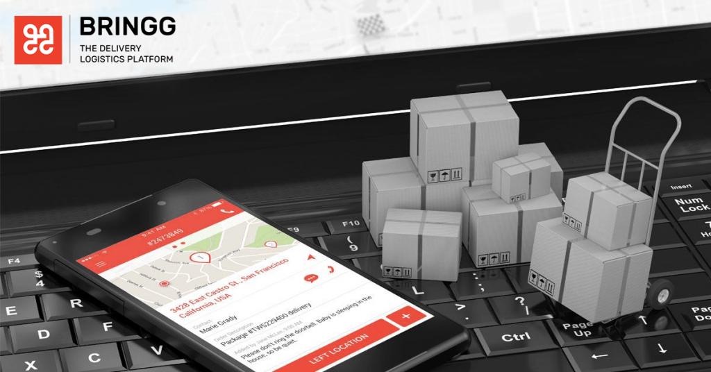bringg delivery logistics platform