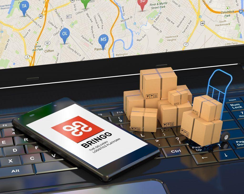 bringg delivery logistics