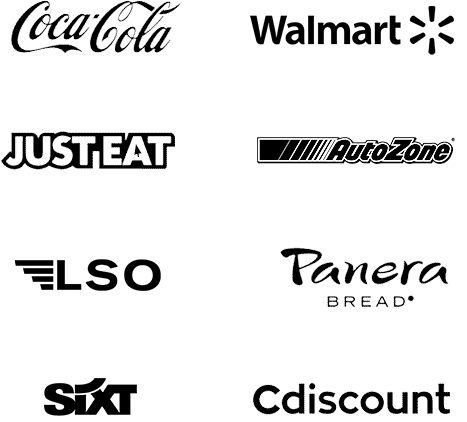 customer logos mobile