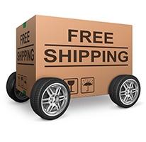 free shipping-box