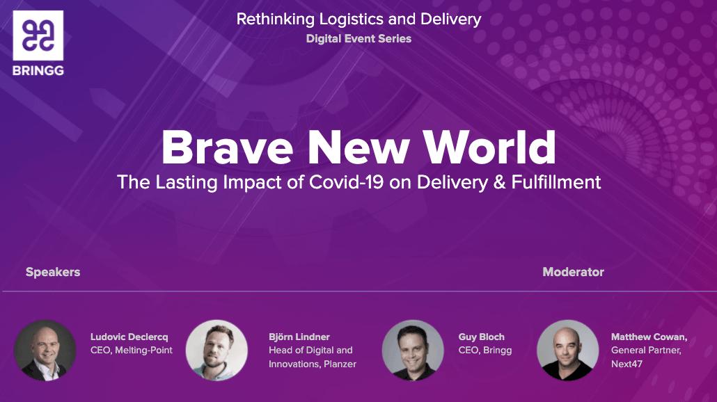 Brave new world webinar