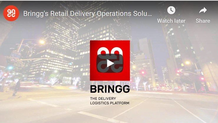 Retail delivery operations solution