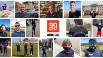 Doingg Good: Bringg Charity Run 2020