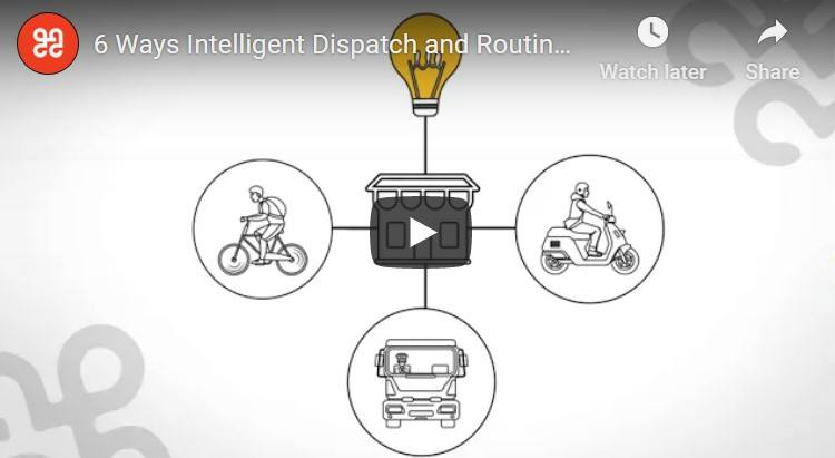 Intelligent dispatch and routing
