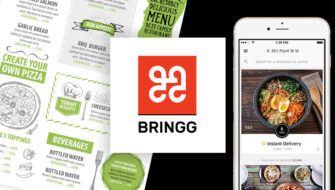 Bringg's Menu Distribution Feature