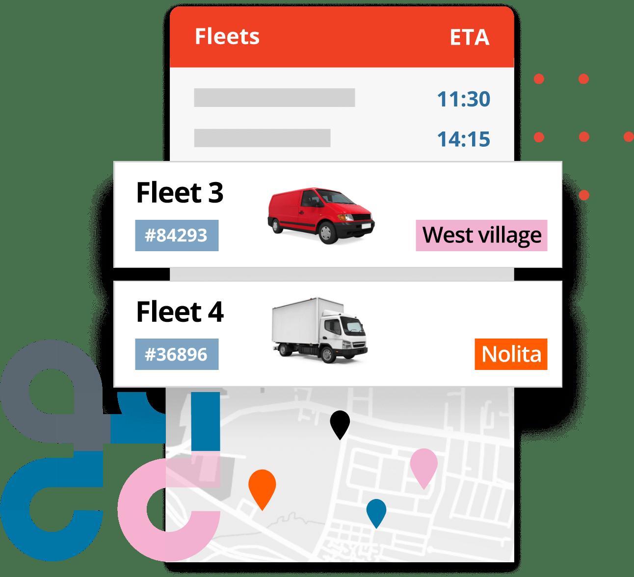 Seamless Multi-Fleet