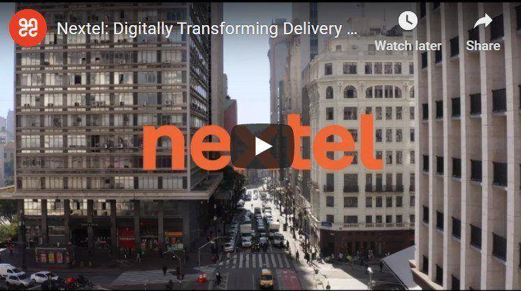 nextel transforming delivery