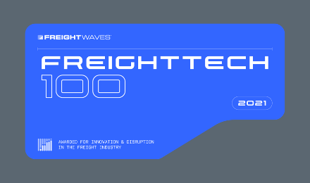 Bringg Named a 2021 FreightTech 100 Awards Winner by FreightWaves