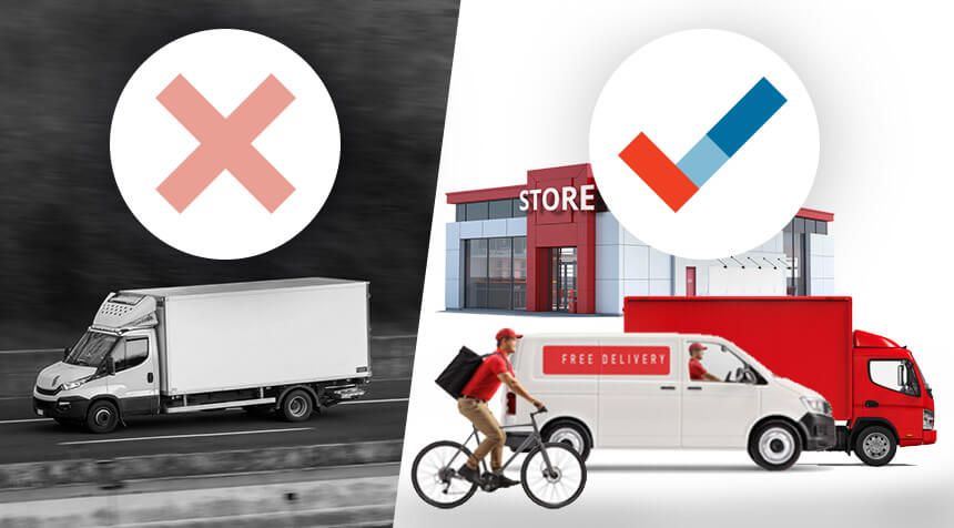 Retail fulfillment trends that are redefining the last mile