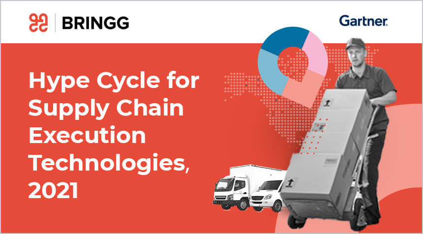 Gartner Hype Cycle for Supply Chain Execution Technologies, 2021